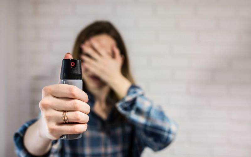 Il 22 febbraio il corso per l'utilizzo del dispositivo spray antiaggressione