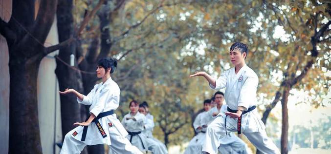 Il Summer Camp 2020 di Karate a Chianciano Terme