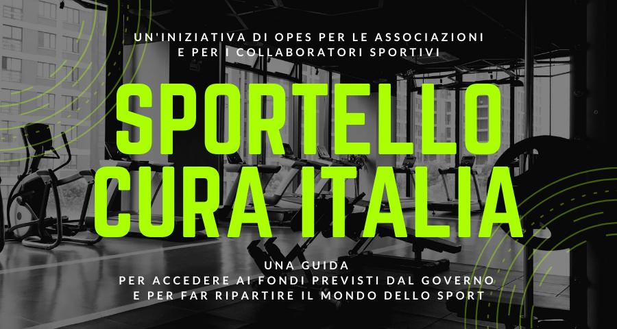 BANNER SPORTELLO CURA ITALIA PER SITO OPES (1)