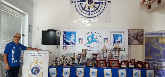 Surfcasting: a settembre, in Abruzzo, il primo appuntamento dell'European Shore Championship 2021