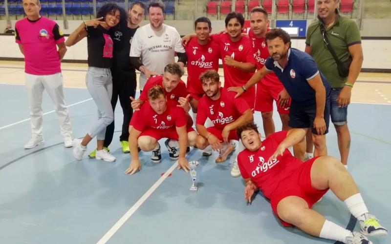 Football Sala: l'Ispra C5 si aggiudica l'Italian-Swiss Supercup 2020 e prepara la caccia alla Coppa Italia
