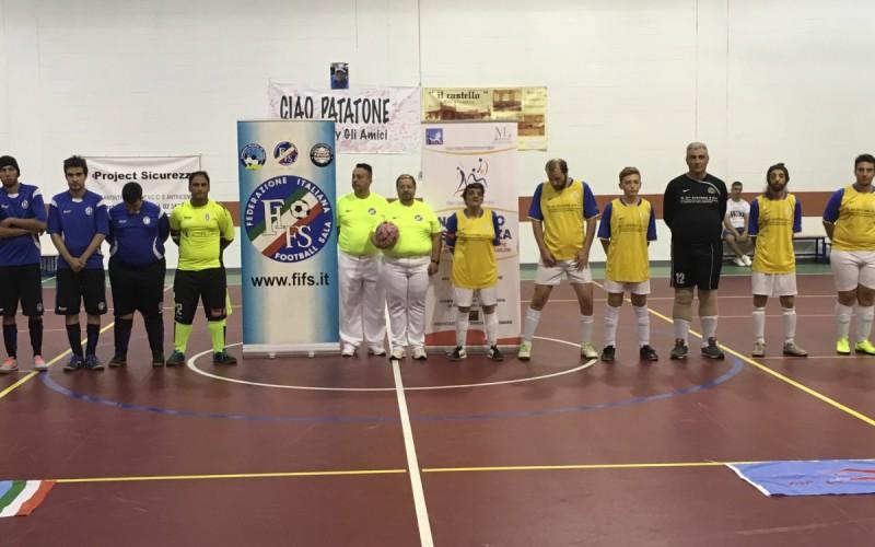 Football Sala: il 12 settembre a Lainate si gioca la Supercoppa Italiana Categoria Open
