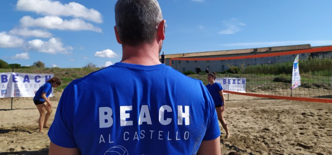 """Comunicato Stampa – """"Beach al Castello"""", un weekend di formazione e promozione dello sport"""