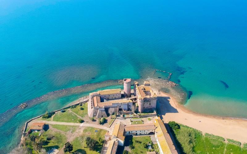 Comunicato Stampa – Il beach volley al Castello di Santa Severa con Asi Ciao, OPES e Life Teen Academy