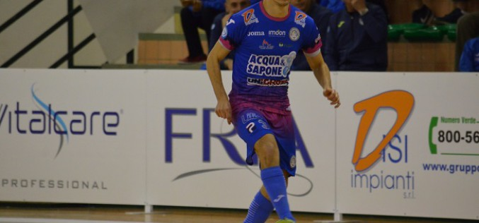 Al webinar del settore Football sala ci sarà l'ex Capitano di futsal Gabriel Lima