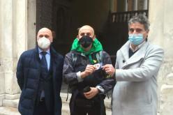 Da Genova a Roma, una camminata di solidarietà in nome dello sport. Sosteniamo Ercole Battistone