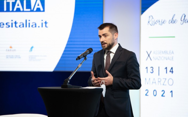CONI Abruzzo: Terenzio Rucci eletto in Giunta