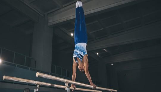 Anche la ginnastica artistica sperimentale ha fatto il suo debutto