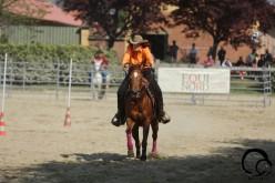 Equitazione: alla prima tappa di Gimkana hanno partecipato 96 binomi