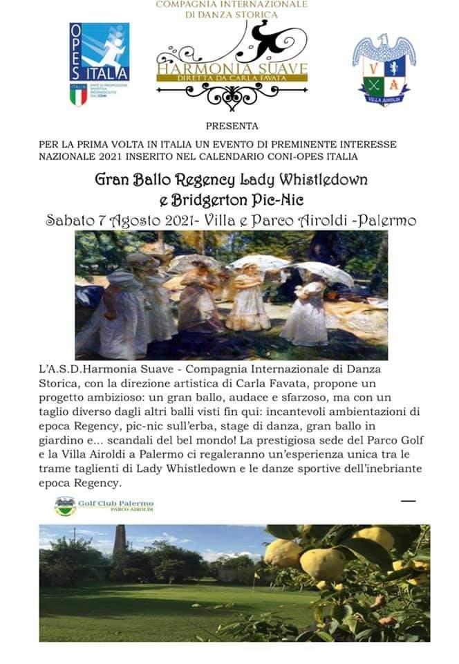 GRAN BALLO RECENCY 7 AGOSTO