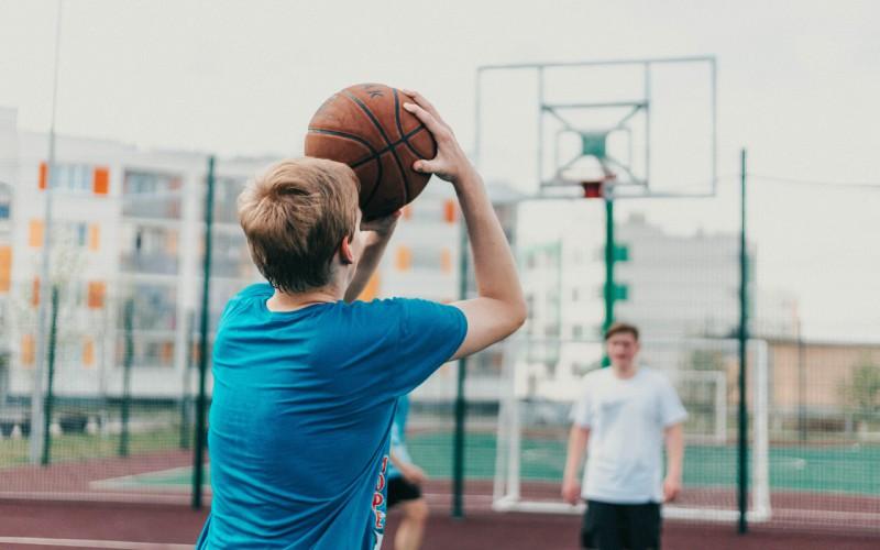 Un summer camp a tutto basket nel verde dell'Abruzzo