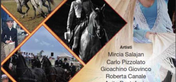 """16° FIESTA ANDALUSA – """"SPETTACOLO EQUESTRE"""""""