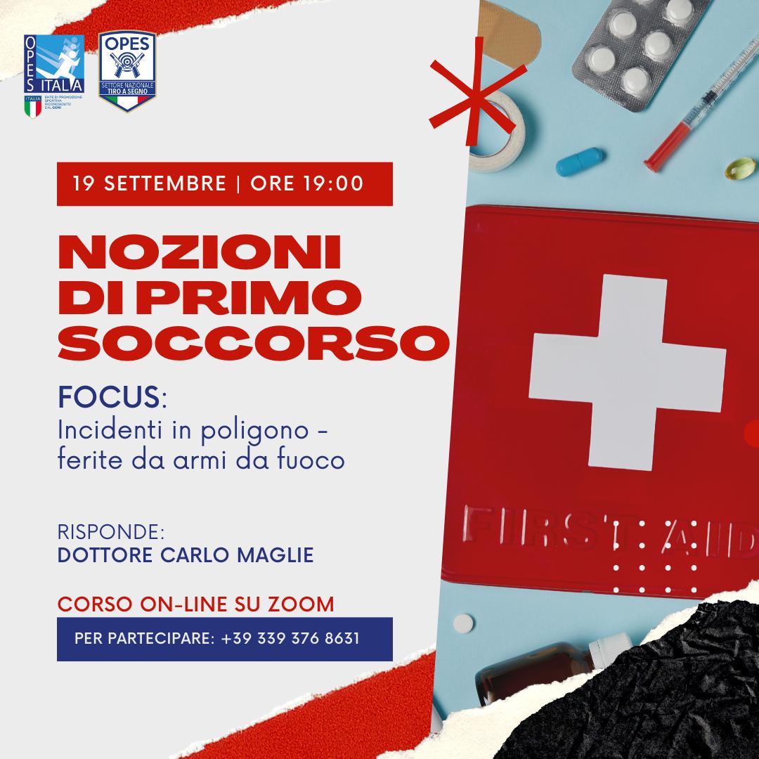 CORSO ON-LINE Alfarone Tiro A Segno