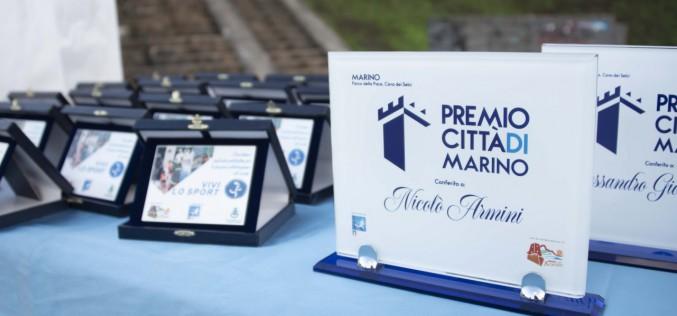 Il 25 settembre appuntamento con il Premio Città di Marino
