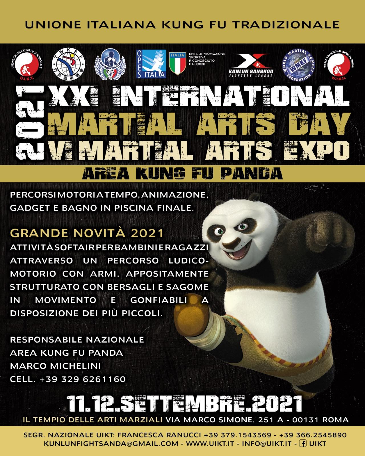 IMAD Area Kung Fu Panda