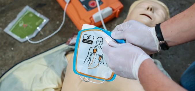 Utilizzo del defibrillatore: a novembre il corso BLS-D e PBLS-D promosso dal settore delle Ginnastiche