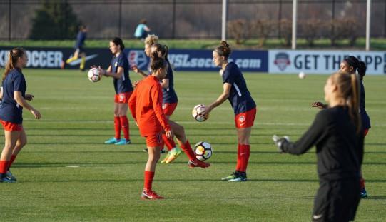 Calcio femminile: il 20 ottobre un altro Open Day per entrare nell'Olimpia Femminile